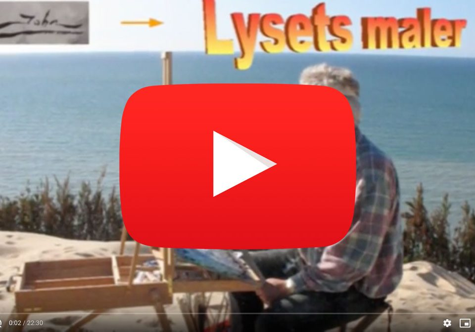 lysets maler video