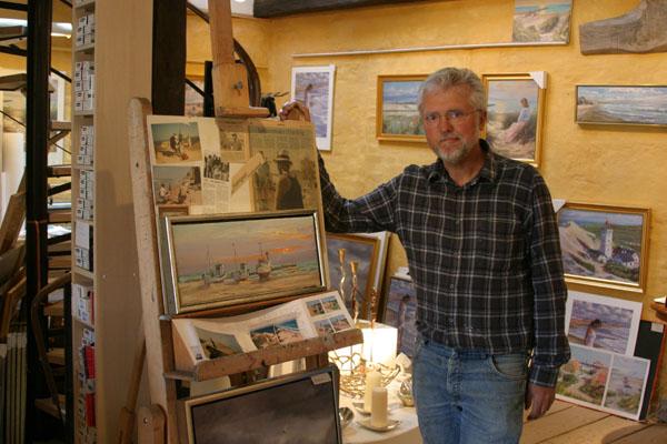 John i galleriet