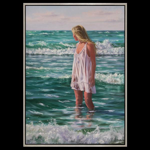 Katja i havet